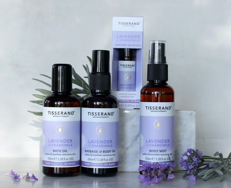 Tisserand Aromatherapy Harnesses The Power Of Lavender And