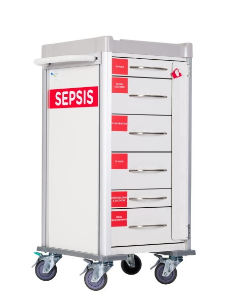 New Hospital Trolley Helps Tackle Sepsis