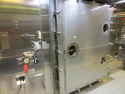 Federal Equipment lists freeze dryers available at global