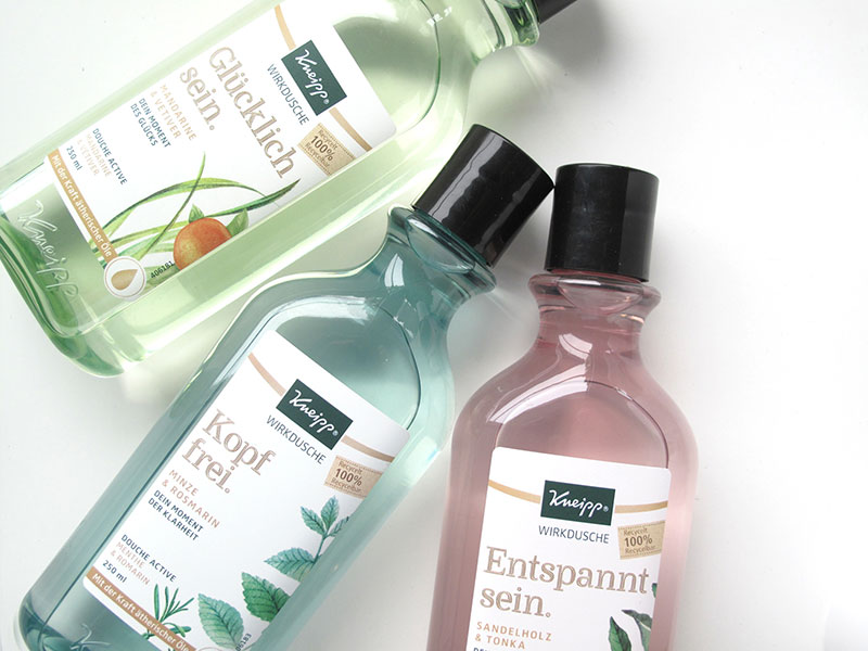 Corpack designs sustainable packaging for Kneipp active