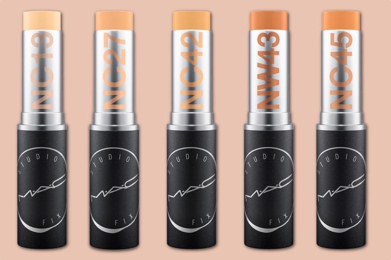 Mac Cosmetics Debuts Studio Fix