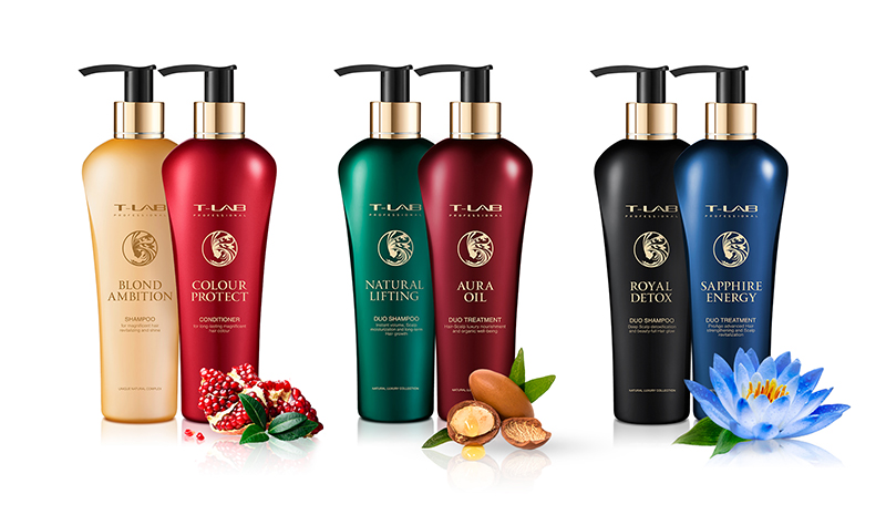 T Lab Professional Creates Personalised Haircare Approach