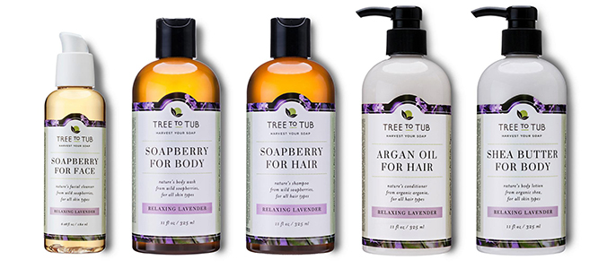 Tree To Tub Introduces Soapberry Body Care Range