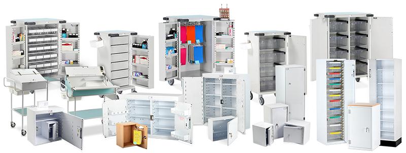 Drug And Medicine Storage And Dispensing