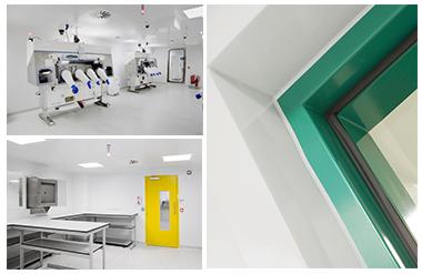 Kingspan Cleanroom Systems prescribed for Dublin Hospital